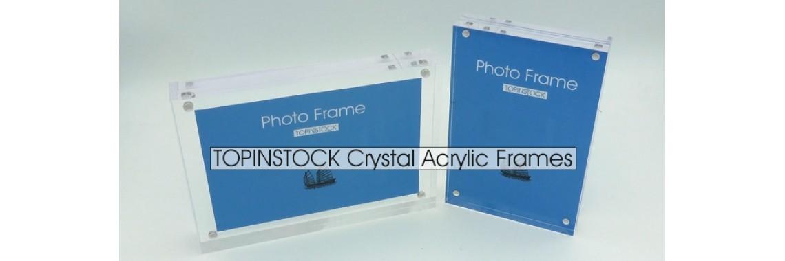 Crystal Acrylic Frames